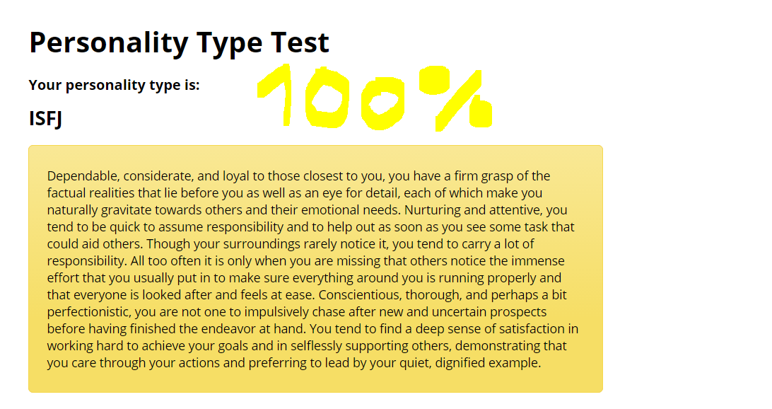 My Personality ISFJ.PNG