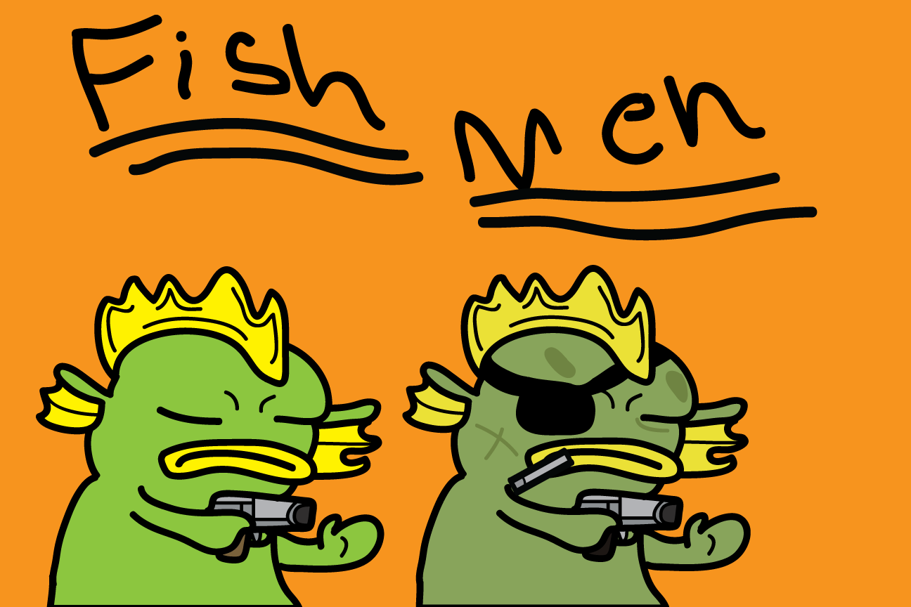 old-fish-png.52911